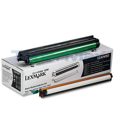 LEXMARK OPTRA 1200 PHOTOCONDUCTOR DRUM BLACK
